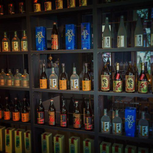 Unsere Sake-Sammlung